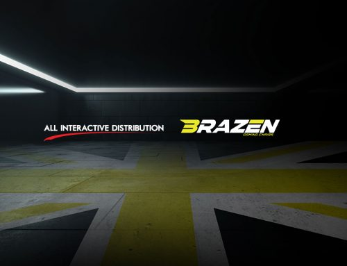 All Interactive Distribution working with UK brand Brazen Gaming Chairs